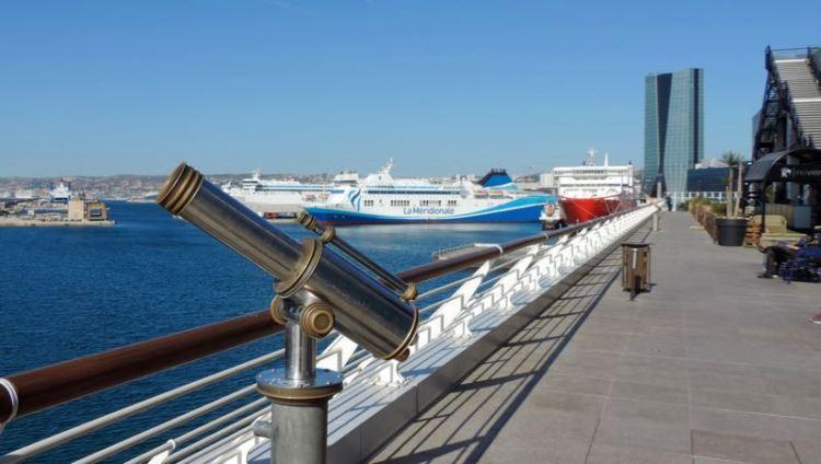 Marsiglia Docks Le Terrazze