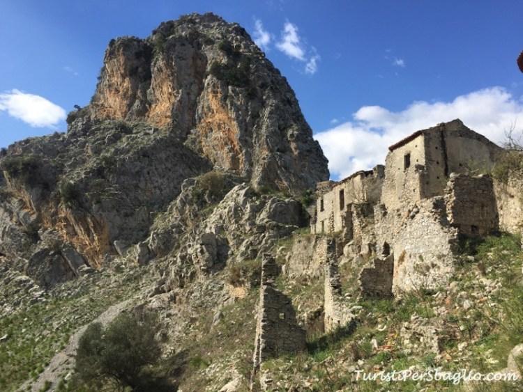 Borgo Fantasma di San Severino di Centola - Cilento