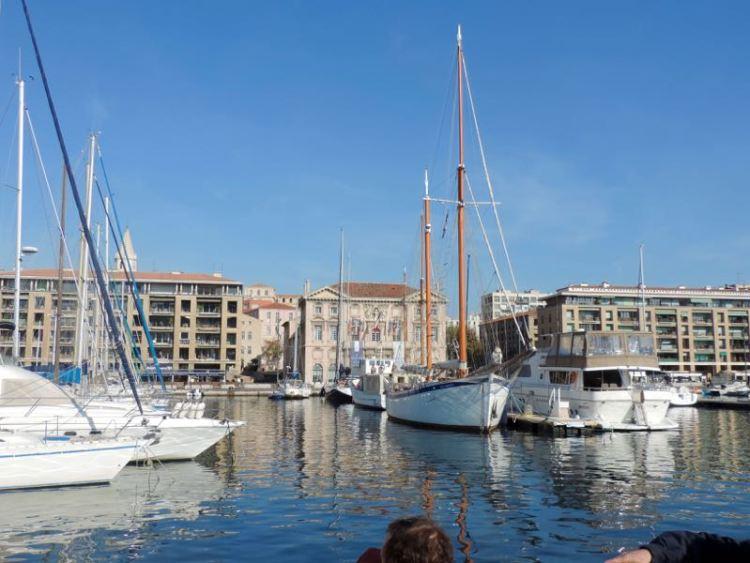Isole del Frioul, Marsiglia