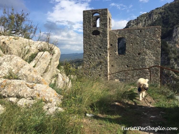 Borgo Fantasma San Severino di Centola Chiesa Santa Maria degli Angeli