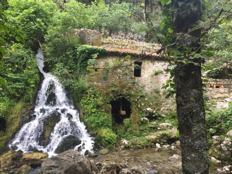 Parco Nazionale del Cilento Morigerati, Mulino Risorgenza del Bussento