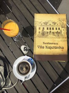 Praga Insolita Itinerario Villa Kajetanka