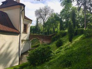Itinerario Praga insolita Monastero di Brevnov