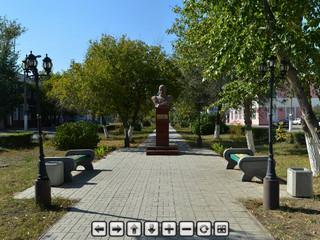 Памятник П.А.Столыпину