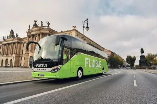 FlixBus owner acquires US bus giant, Greyhound