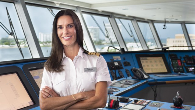 Captain Kate McCue To Take The Helm Of Celebrity Cruises' Newest Ship