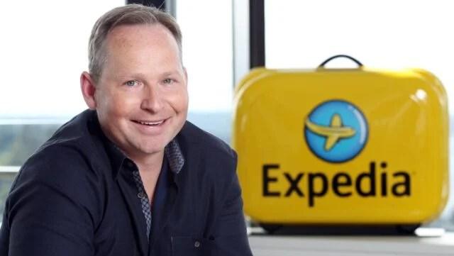 Expedia CEO su istifa etti.