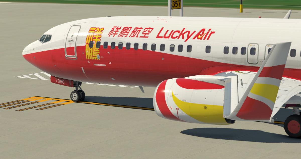 Çinli yolcu uçak motoruna şans parası attığı için 17.000 dolarlık cezaya çarptırıldı.