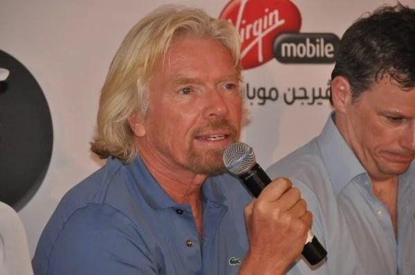 Richard Branson'dan Virgin Grubuna 250 Milyon Dolar'lık nakit girdisi