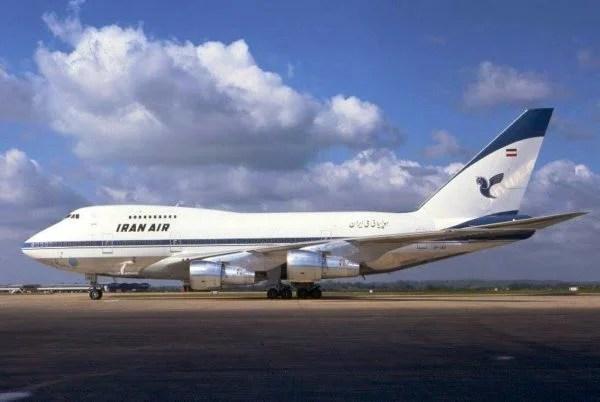 Iran Air, tüm Avrupa uçuşlarını askıya aldı