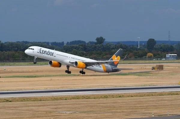 AB, Condor Airlines'a verilecek krediyi onayladı.