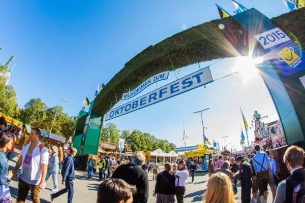 Oktoberfest iptal edildi.