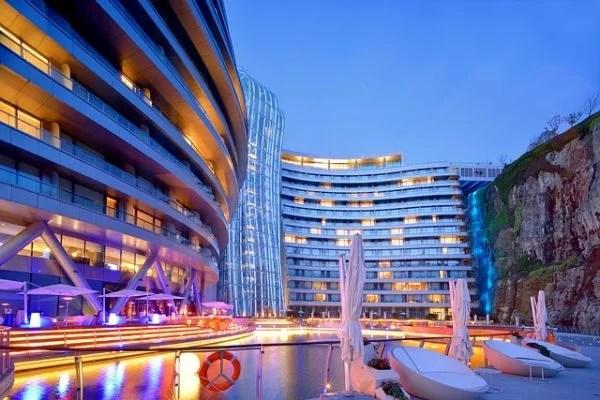 IHG üçüncü çeyrekte 79 yeni otel açtı