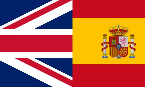 İngiltere_İspanya_bayrak