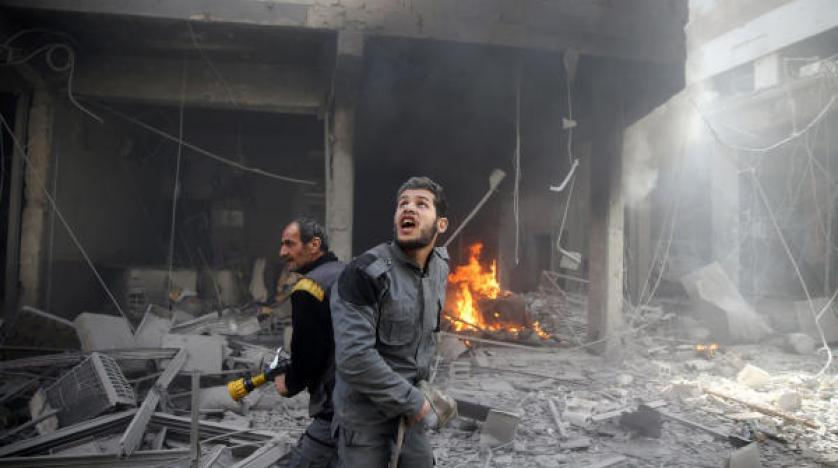 Suriye rejimi savaşı 'kazandı mı?'