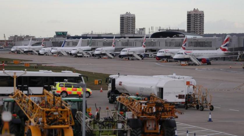 Londra Şehir Havalimanı yeniden trafiğe açıldı