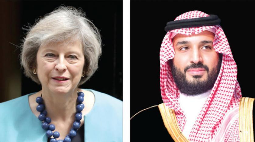 Londra: Veliaht Prens'in ziyareti yeni bir dönem başlatacak!