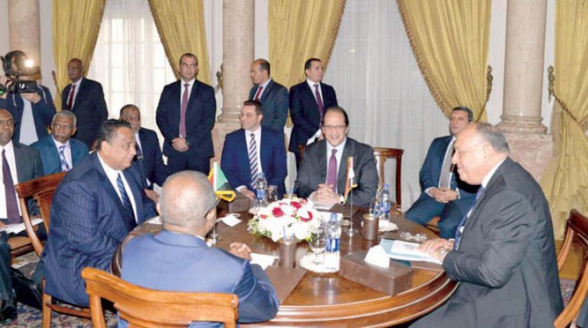 Mısır ve Sudan gerginliği sona eriyor