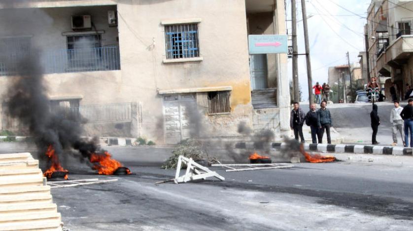 Suriyeli muhalifler: Rejim, iki gündür Dera'yı bombalıyor