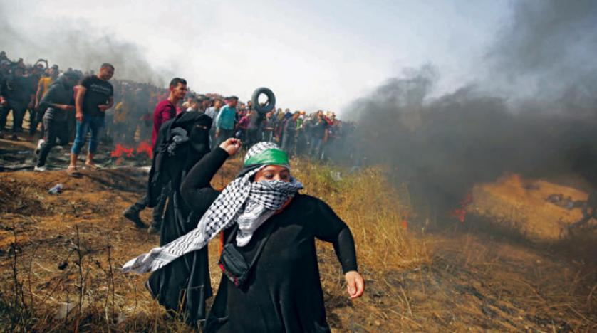 Hamas'tan İsrail'e tehdit: 15 Mayıs'ı bekleyin!