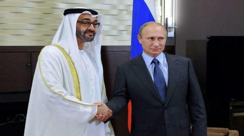 BAE Veliaht Prensi Zayed, Putin ile görüşecek