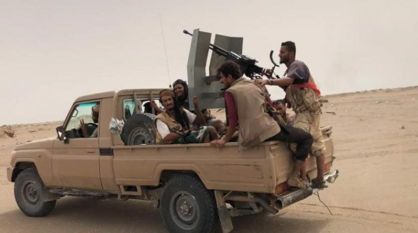 Yemen ordusu Habl Limanı'nda kontrolü sağladı