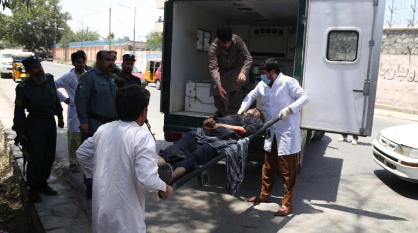 Afganistan'da patlama: 1 çocuk öldü, 7 kişi yaralandı