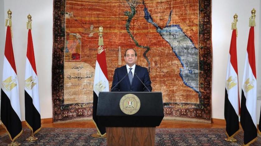 Sisi, 30 Haziran Devrimi, bölgede radikalizm ve ayrılıkçılığı önledi