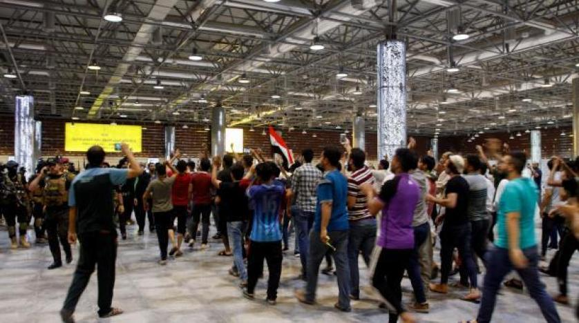 Kuveyt, Irak'taki protestolar nedeniyle Necef uçuşlarını iptal etti