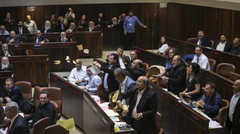Yahudi ulus devlet yasası hakkında İsrail Parlamentosu'nda istisnai oturum