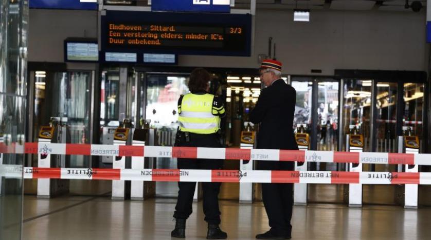 Amsterdam'da bıçaklı saldırı: 2 yaralı