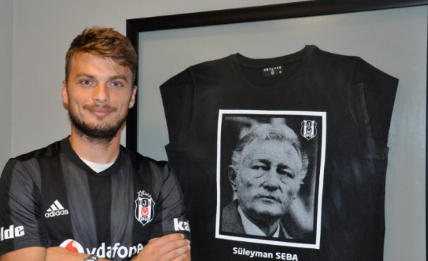 Adem Ljajic resmen Beşiktaş'ta!
