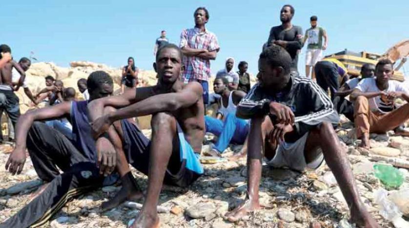 Sınır Tanımayan Doktorlar: Libya'daki göçmenler köleliğe ve işkenceye maruz kalıyor