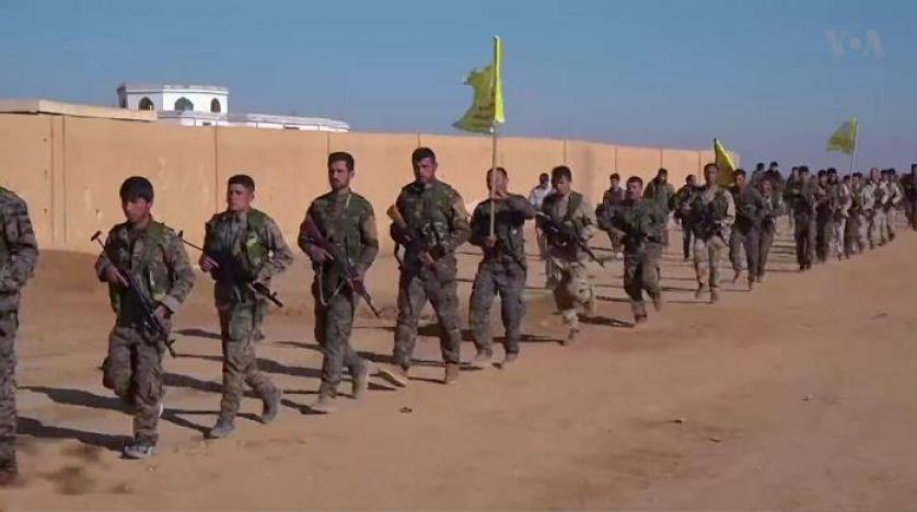 SDG, DEAŞ'a karşı son operasyonunu başlattı