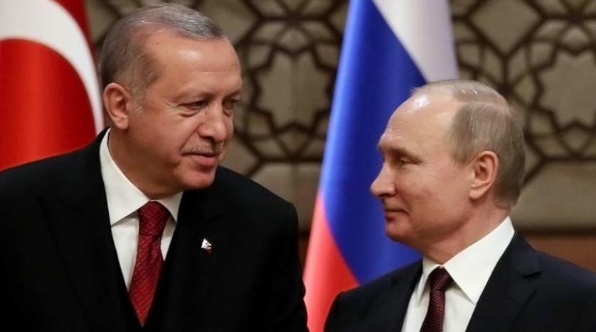 Erdoğan ve Putin, Soçi'de Suriye'yi görüşecek