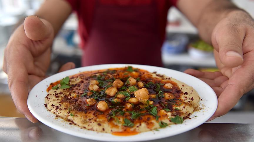 Doğu Akdeniz'in 'paylaşılamayan' lezzeti: Humus