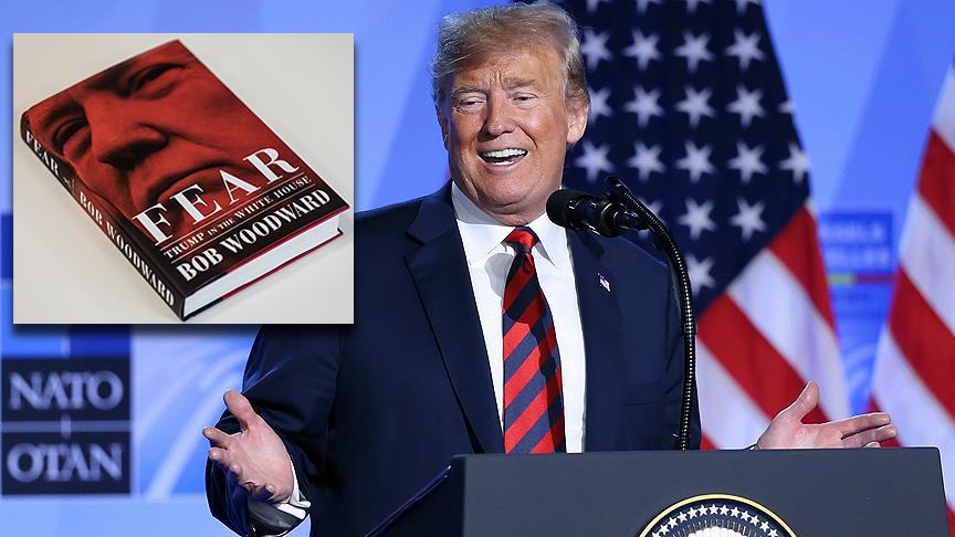 Woodward'un Trump okuması: Öngörülemez Amerika