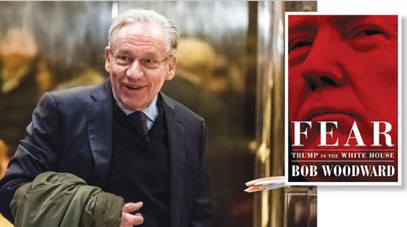 Woodward'ın 'Korku: Trump Beyaz Saray'da kitabında hangi iddialara yer veriliyor