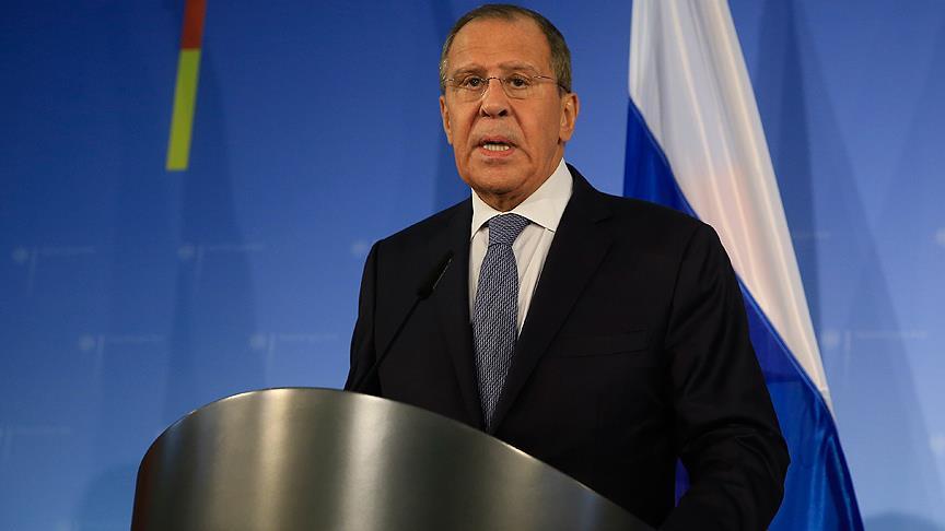 Rusya Dışişleri Bakanı Lavrov: Astana formatı hedef haline geldi