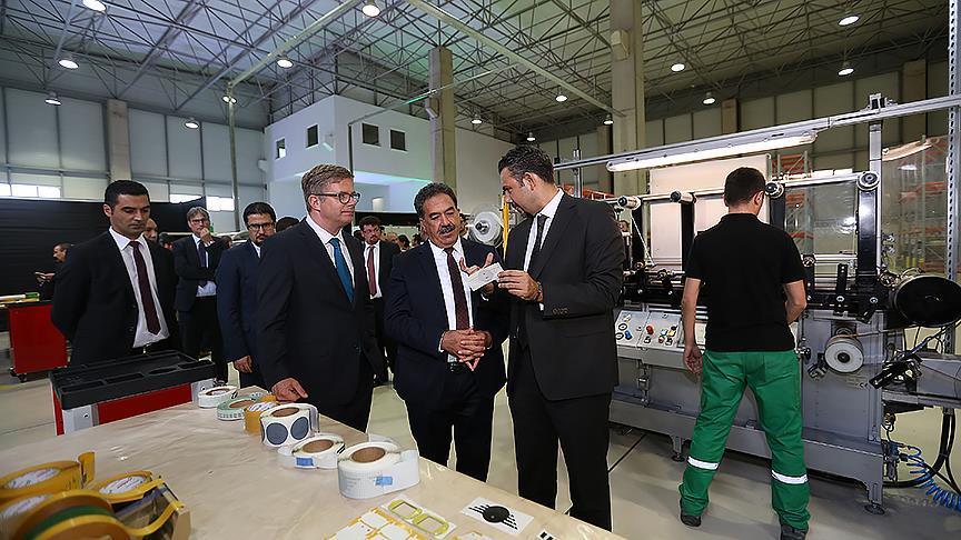 Alman şirketi 'Made in Türkiye' etiketli ürünleri ihraç edecek