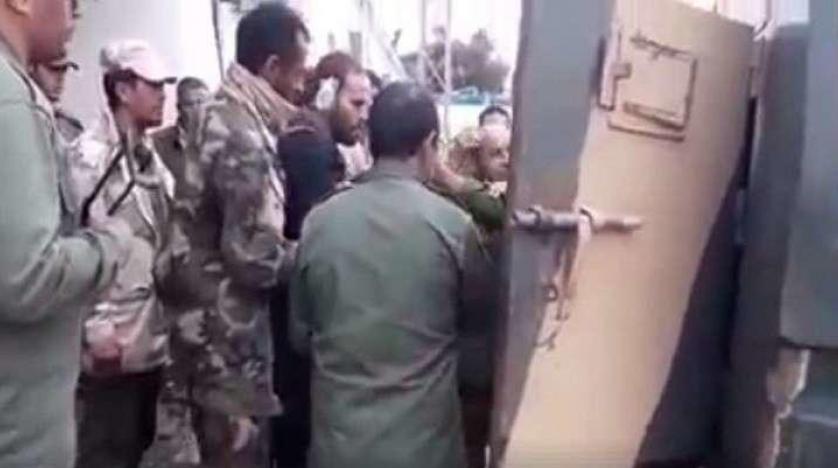 Aşmavi'nin yakalanması ve Libya