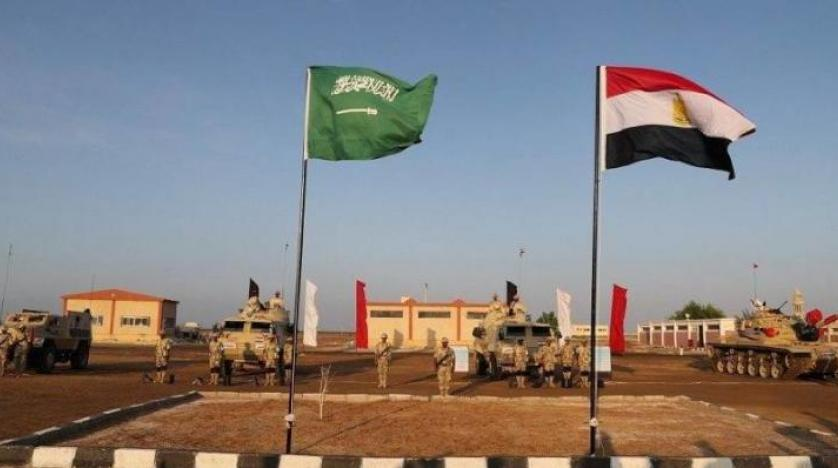 Suudi Arabistan ve Mısır'ın ortak askeri tatbikatı Tebuk-4 başladı