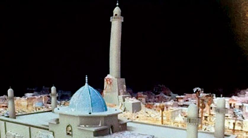Musul, Halep, Palmira ve Leptis Magna'ya zaman ve mekan içinde 'sanal' yolculuk