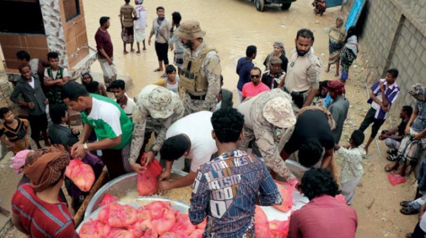 Suudi Arabistan, Yemen'in yaralarını sarmaya devam ediyor