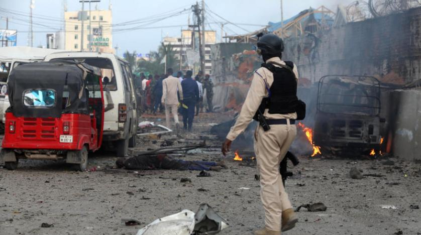 Mogadişu'daki intihar saldırısında ölü sayısı 39'a yükseldi