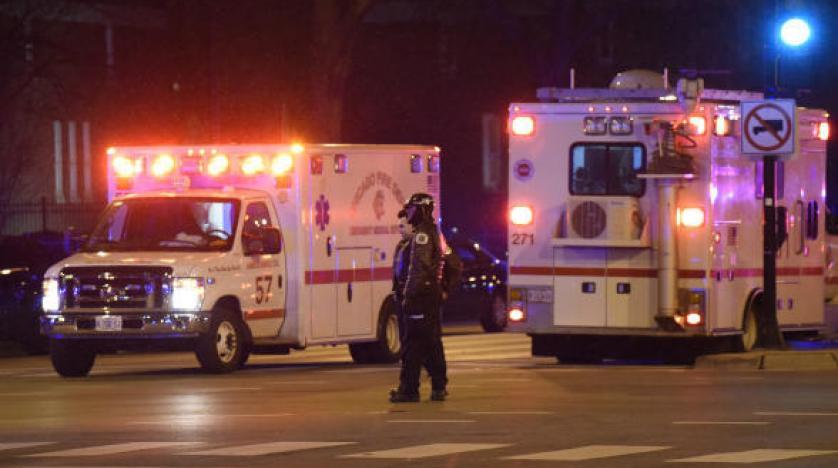 ABD'de hastanede silahlı saldırı: 4 ölü