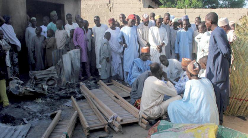 Boko Haram askeri merkeze saldırdı: 1 ölü, 4 yaralı