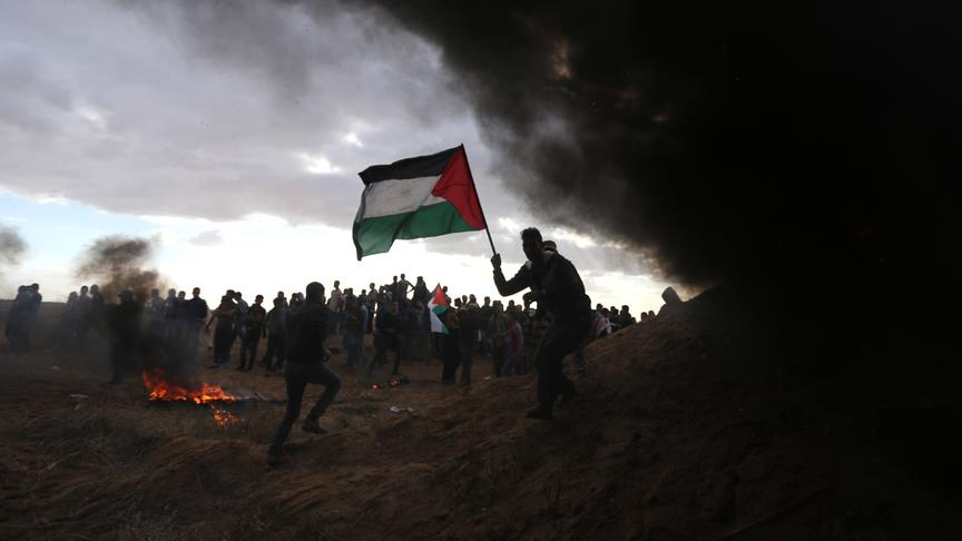 Gazze'de 'Çatışma' manevrası
