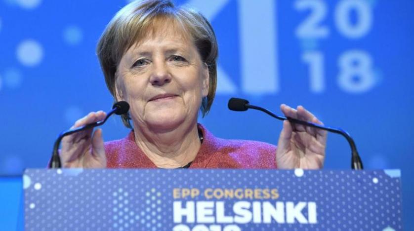 Merkel'den Avrupa'nın güvenliği çağrısı