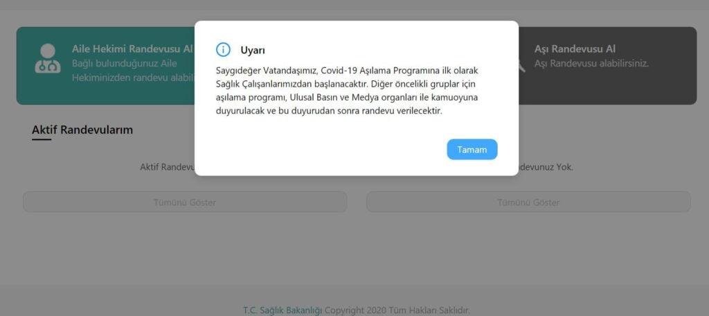 أولوية لقاح كورونا في تركيا للاجانب